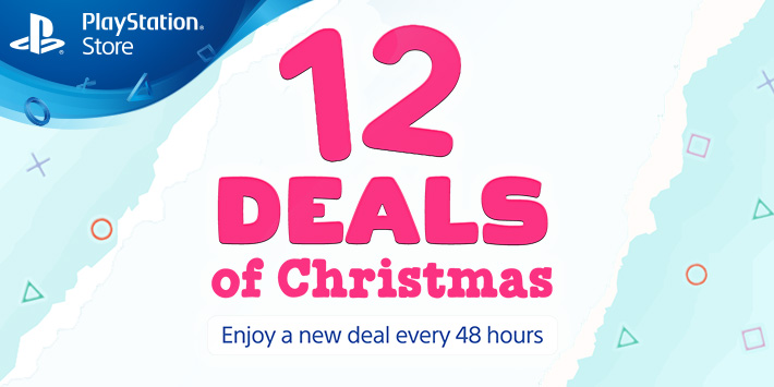 PlayStation Store's 12 Deals of Christmas discount 5 & new weekend ...