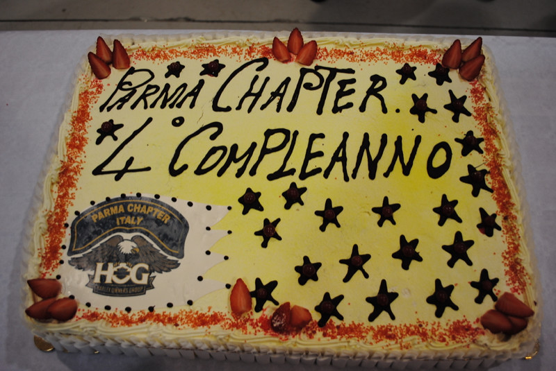 4° compleanno Parma Chapter 2015