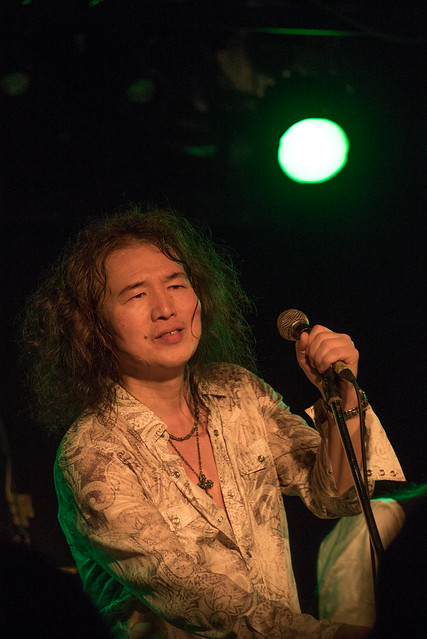 Electric Sheep live at 弁天, Tokyo, 23 Oct 2016 -00108
