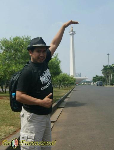 Travel Jakarta bersama Traveloka