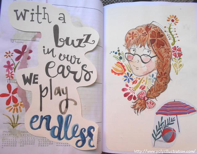 Embodiment Journal - Endless