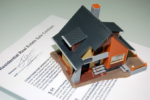 House Renting, Buying, Selling Contract