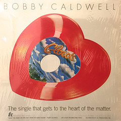 BOBBY CALDWELL:WHAT YOU WON'T DO FOR LOVE(JACKET A)