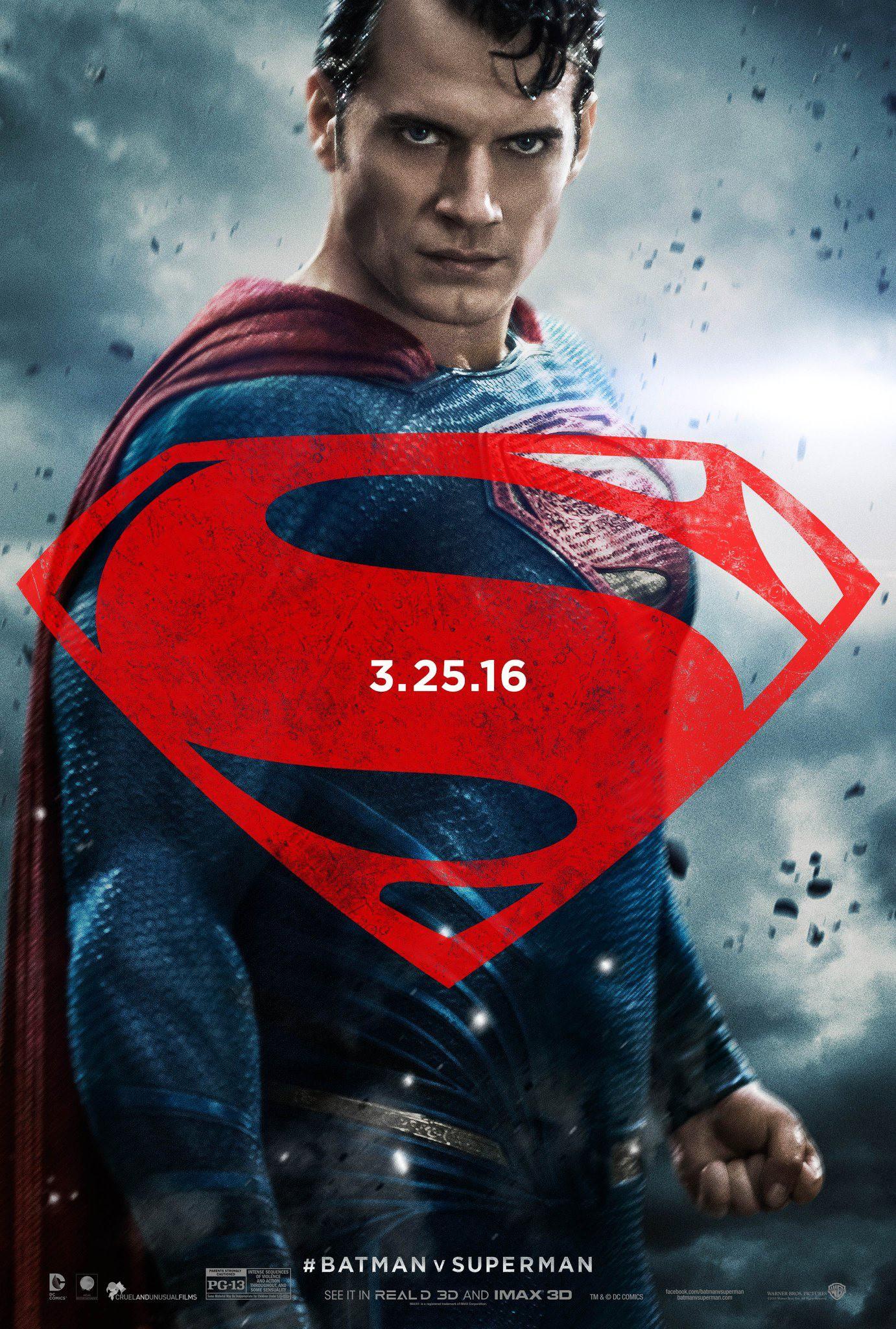 Batman v Superman Dawn of Justice (2016)