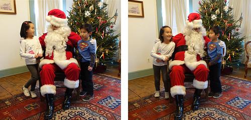 Santa@Freeman