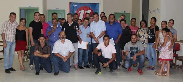 Encontro do Partido Progressista - Brasileia e Epitaciolândia