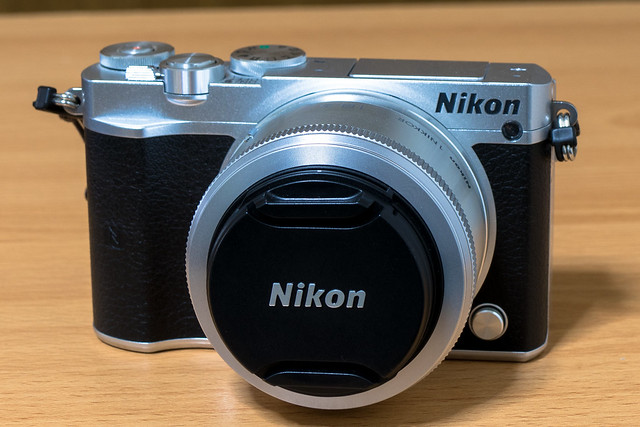 Nikon1 J5