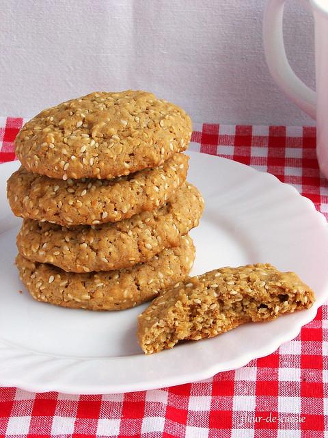 кунжутное печенье Марта