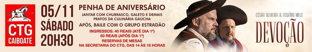 05-11 Penha Aniversário CTG Caiboaté