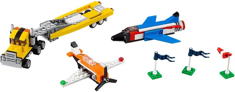 LEGO Creator Airshow Aces (31060)