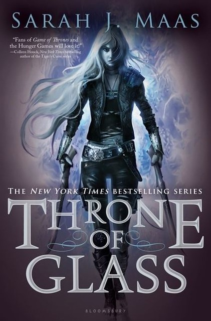 Throne of Glass – Sarah J. Maas