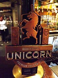 Robinsons, Unicorn, England