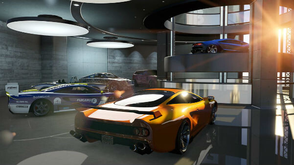 GTA Online to get 60 vehicle garages this month