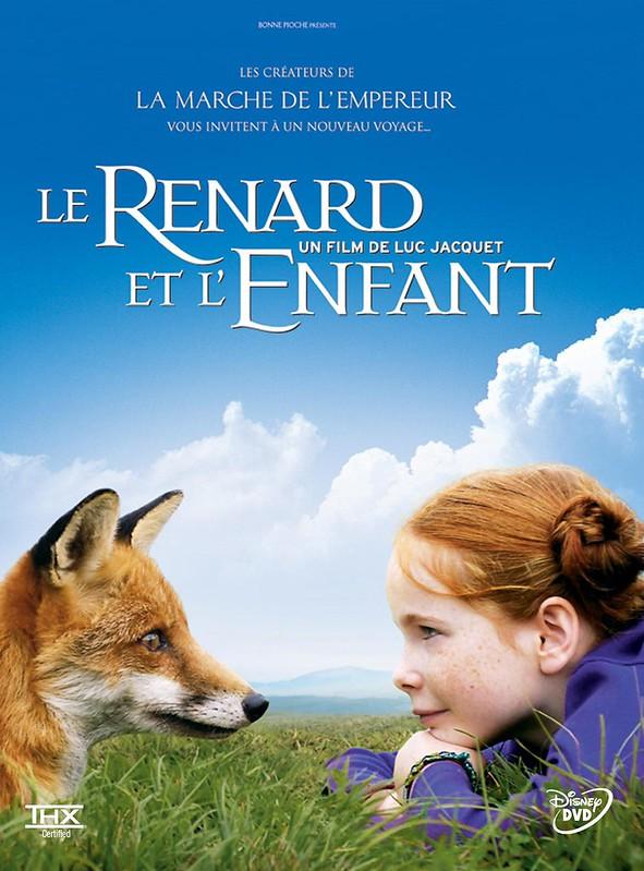 Le Renard et l`Enfant - Poster 2