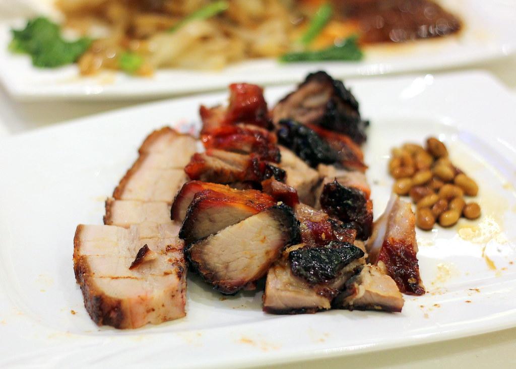 Liao Fan Hawker Chan: Any 3 combination Platter
