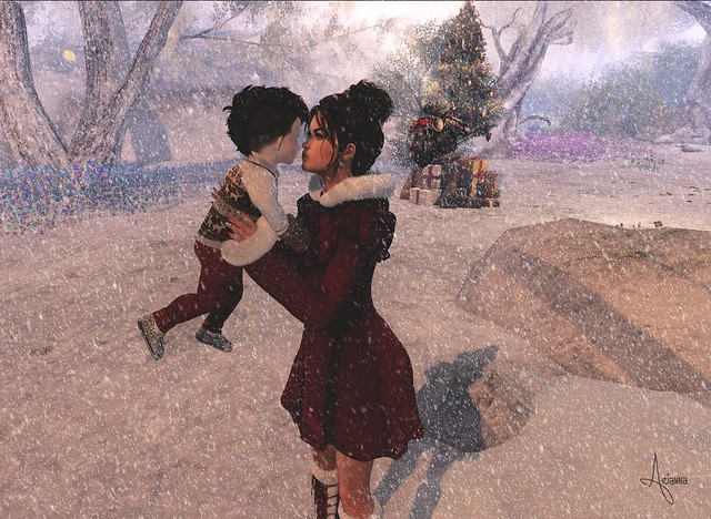 Christmas Kisses!
