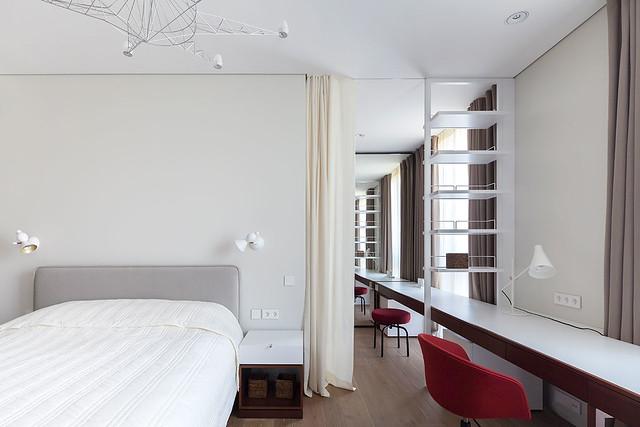 Restrained and luxury residence by Form Bureau Sundeno_27
