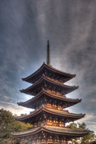 Kofuku-ji Temple on NOV 30, 2016 vol03 (10)