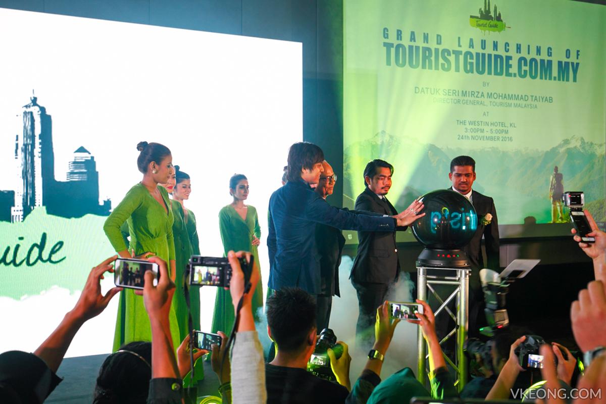 TouristGuide.com.my Grand Launch Ceremony