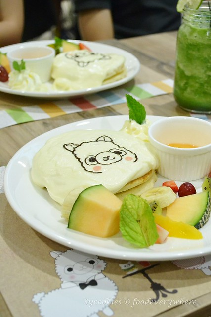 7.Alpacasso Café @ Aeon Mid Valley Megamall