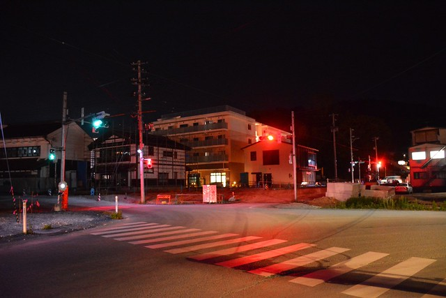 気仙沼市:港付近