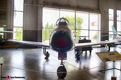 MM19792 13-1 - 692 - Italian Air Force - Canadair CL-13 Sabre 4 - Italian Air Force Museum Vigna di Valle, Italy - 160614 - Steven Gray - IMG_0754_HDR