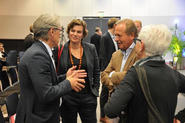 Erneuerung und Zusammenhalt. Zukunftsinvestitionen für Deutschland und Europa. - Wirtschaftsempfang der SPD-Bundestagsfraktion am 28.09.2016