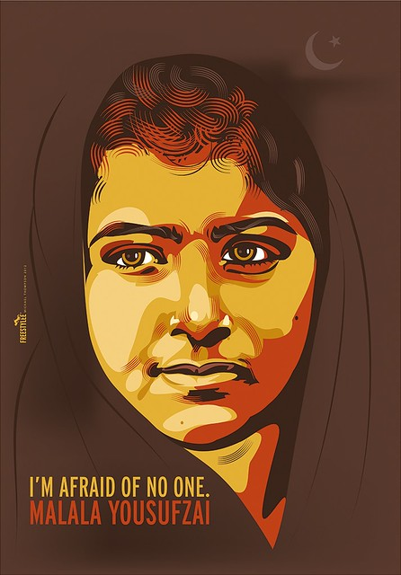 Michael Thompson_I'm Afraid of No One_Malala Yousufzai