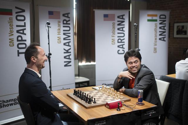 Topalov vs. Nakamura