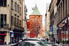 Пороховая башня. Pulvertornis. Riga. Latvia