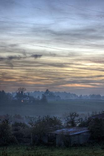 Sunset Hallow - October 31 2016