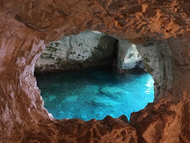Rosh HaNikra Grotto