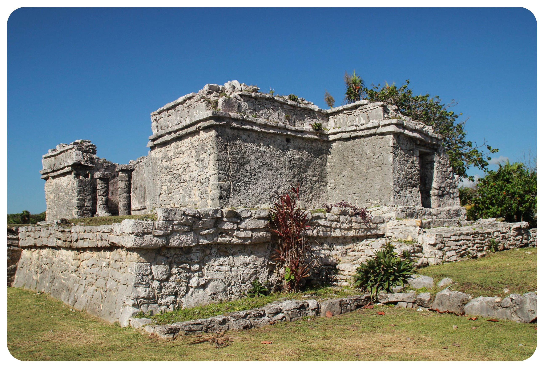 tulum ruins yucatan