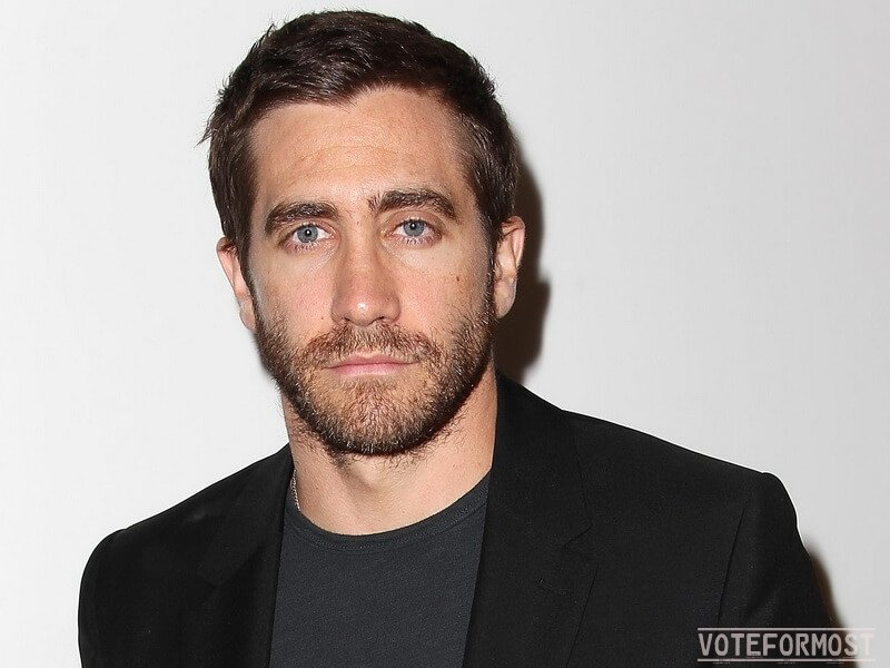 Jake Gyllenhaal - Most Handsome Hollywood Actors 2017 Poll