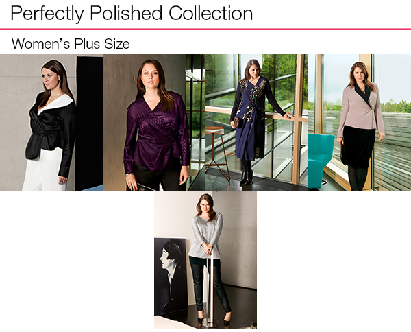 Perfectly Polished Plus Collection