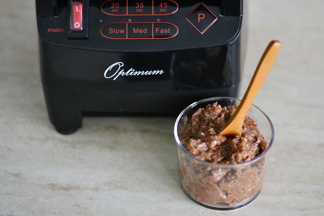crema de nuci cu dulceata optimum froothie