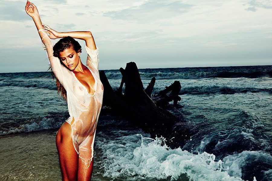 Роскошная Нина Агдал, фотомодель из Дании - ПоЗиТиФфЧиК - сайт позитивного настроения!