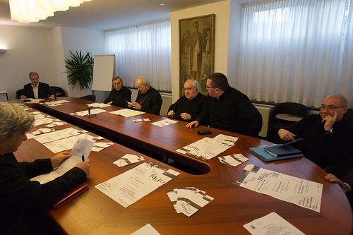 28 novembre - Prof. Blangiardo - Cattedra di San Giusto - Avvento 2016