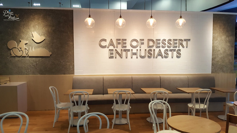 CODE Café Of Dessert Enthusiasts siam paragon