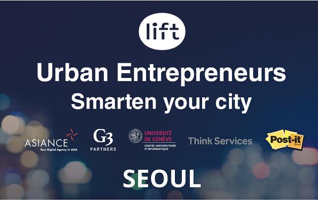 Urban Entrepreneurs Seoul
