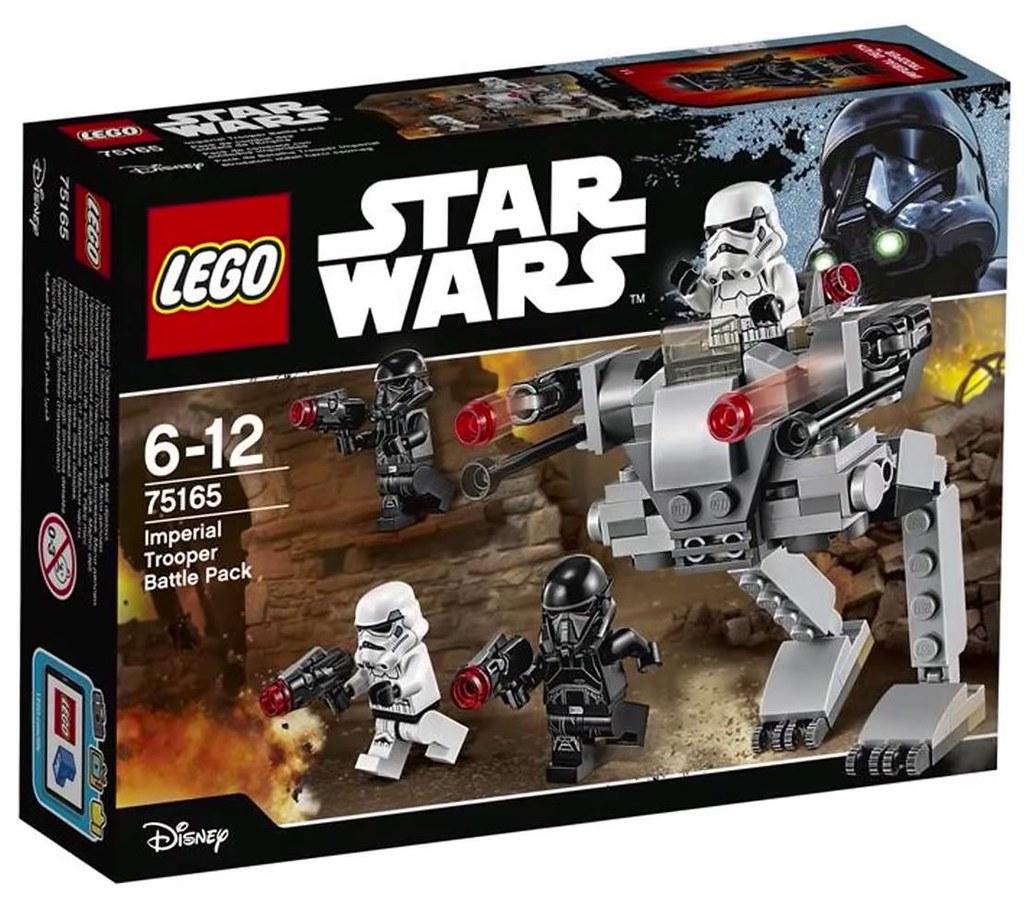 new lego star wars rogue one sets revealed for 2017 news. Black Bedroom Furniture Sets. Home Design Ideas