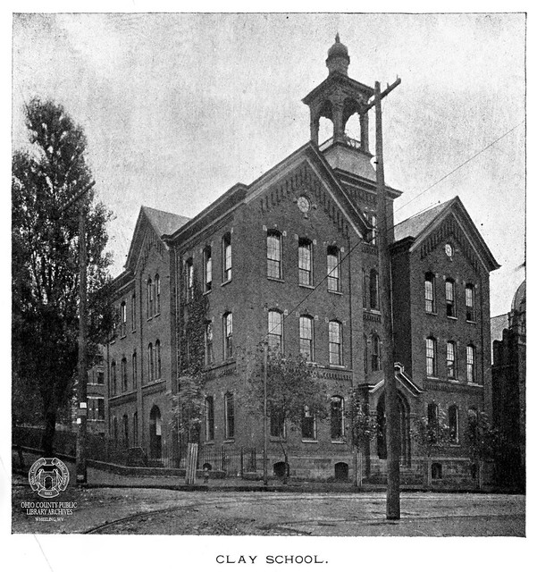 Clay School (Second & Third Ward School)