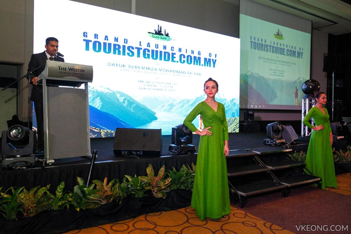 TouristGuide.com.my Devan Kumar