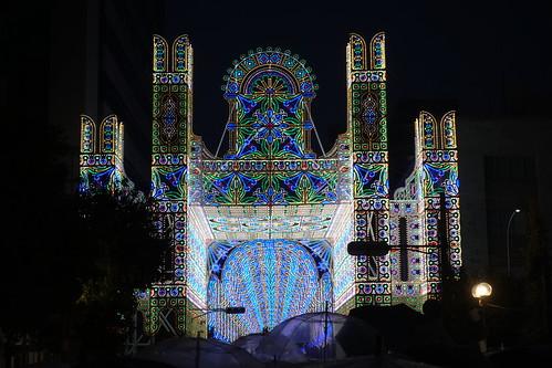 Galleria Kobe Luminarie 2016 09