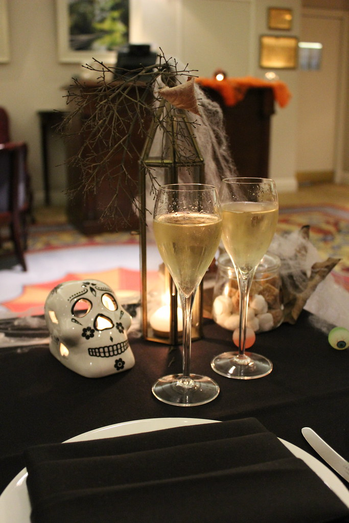 Halloween afternoon tea Lancaster Hotel (3)