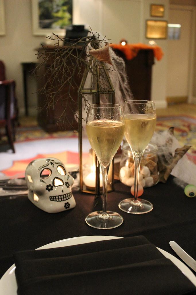 Halloween afternoon tea Lancaster Hotel (3)