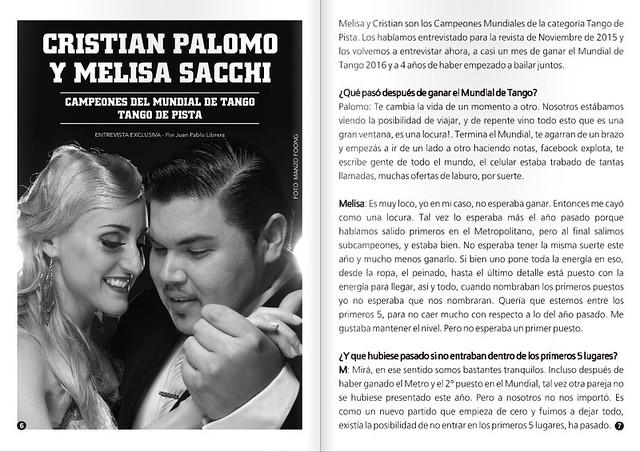 Revista PUNTO TANGO 120 Octubre 2016 - 02