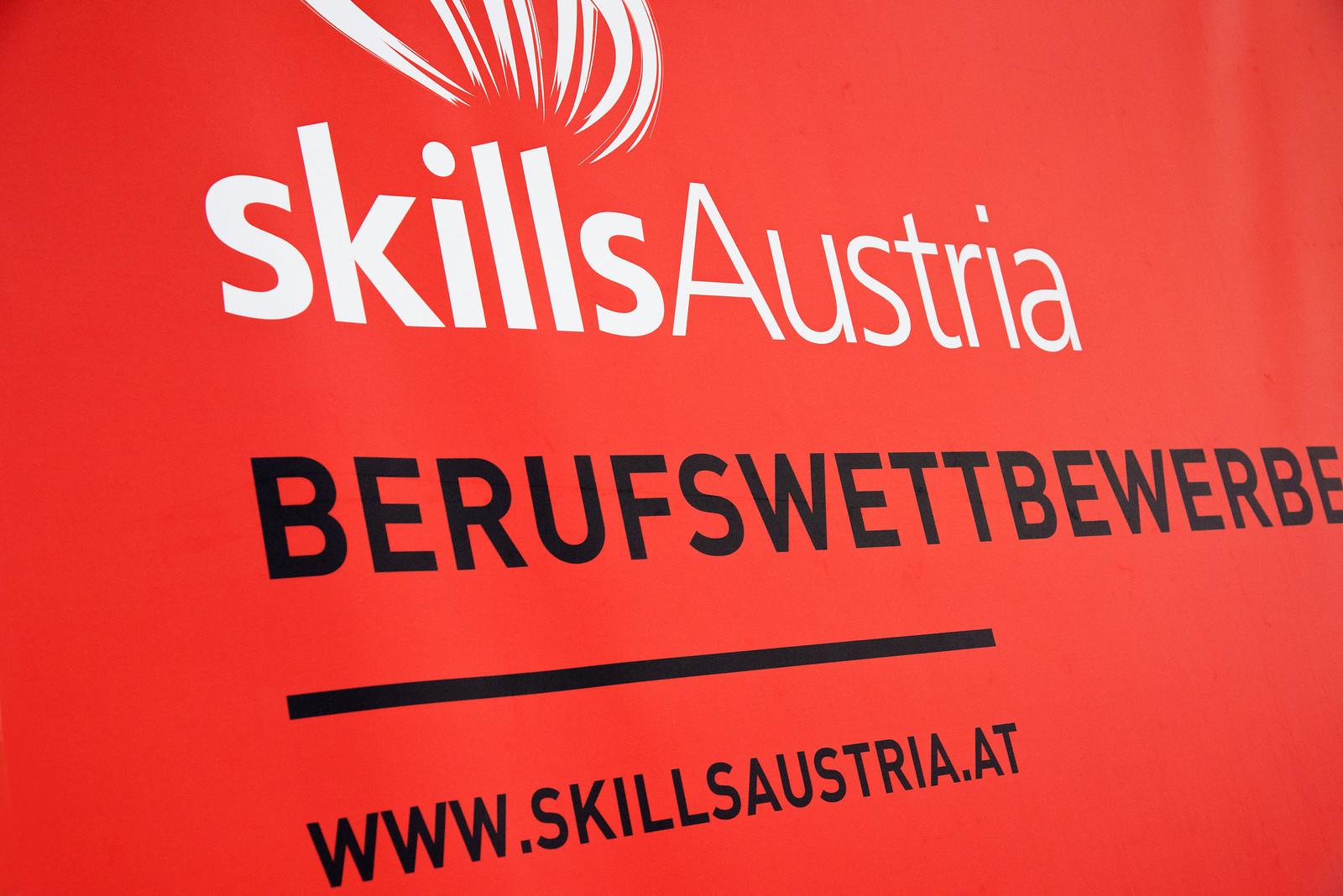AustrianSkills2016 | 17. - 20. November 2016 in Salzburg