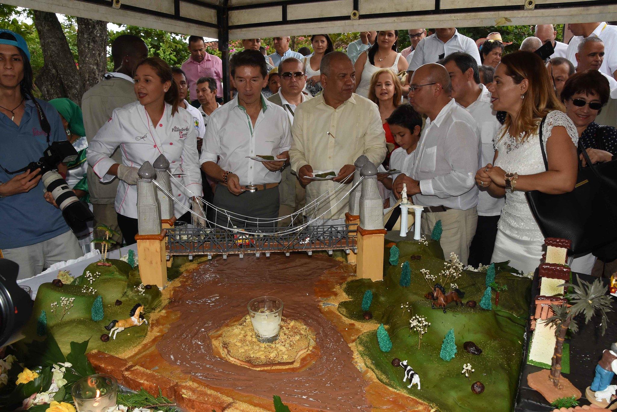 475 años de Santa fe de Antioquia