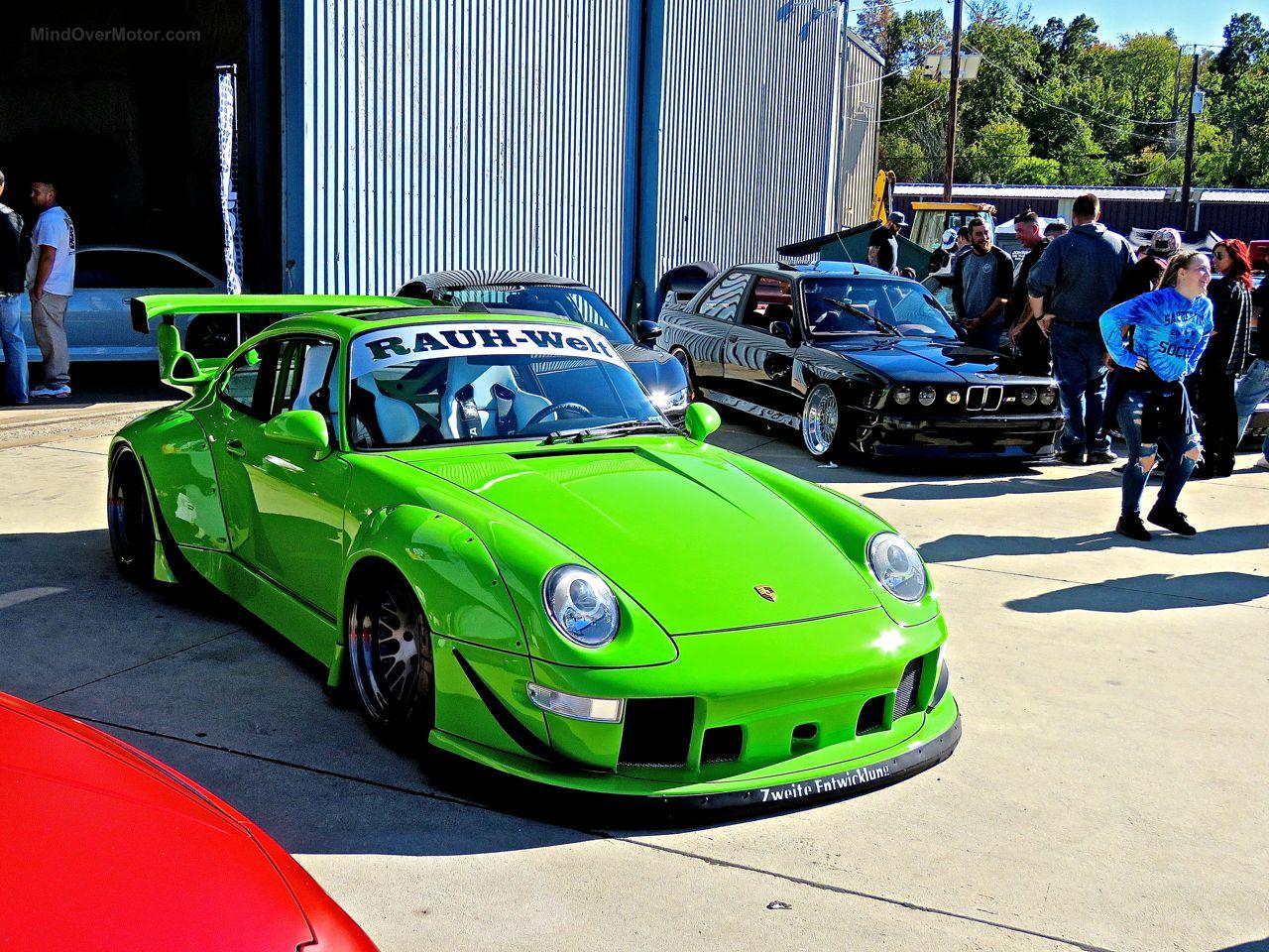 RWB Porsche 993 Philly 1